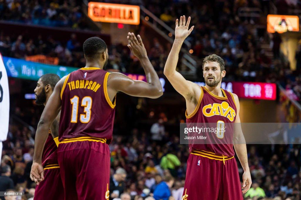 Toronto Raptors v Cleveland Cavaliers : News Photo