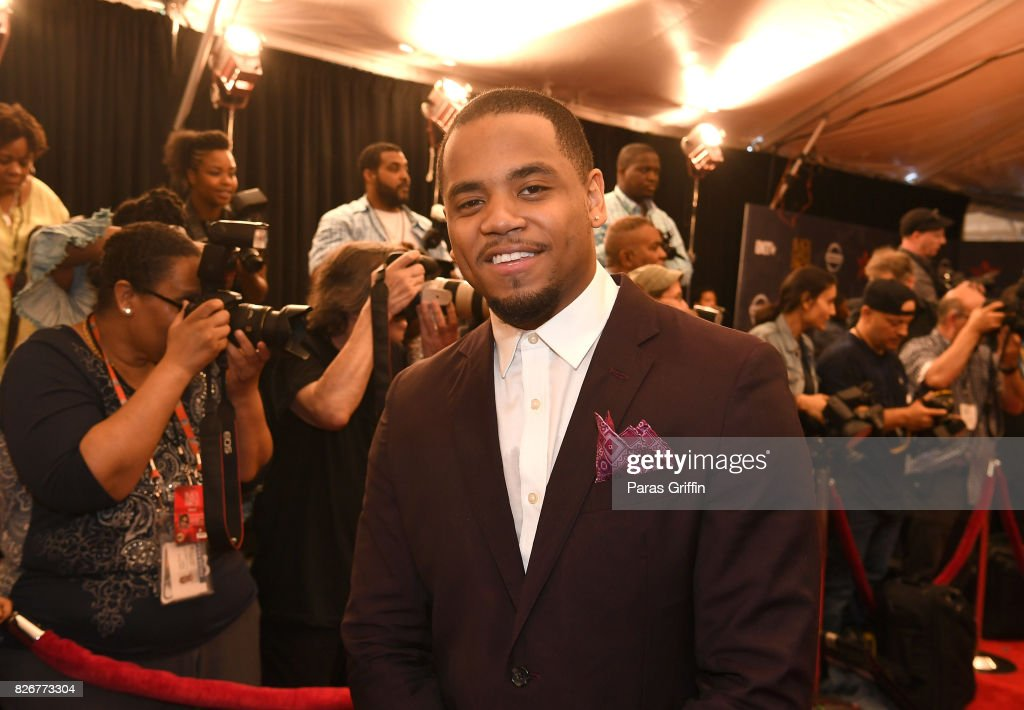 Tristan Wilds attends Black Girls Rock! 2017 at NJPAC on August 5, 2017 in Newark, New Jersey.