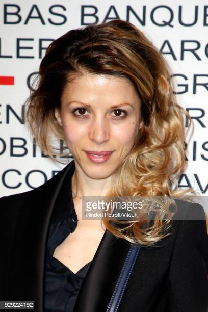 Tristane Banon attends 'Woman of the Year Prize' by Chinese Business Club at Pavillon Potel Chabot on March 8 2018 in Paris France