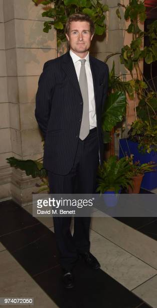 Tristram Hunt attends a private view of 'Frida Kahlo Making Her Self Up' at The VA on June 13 2018 in London England
