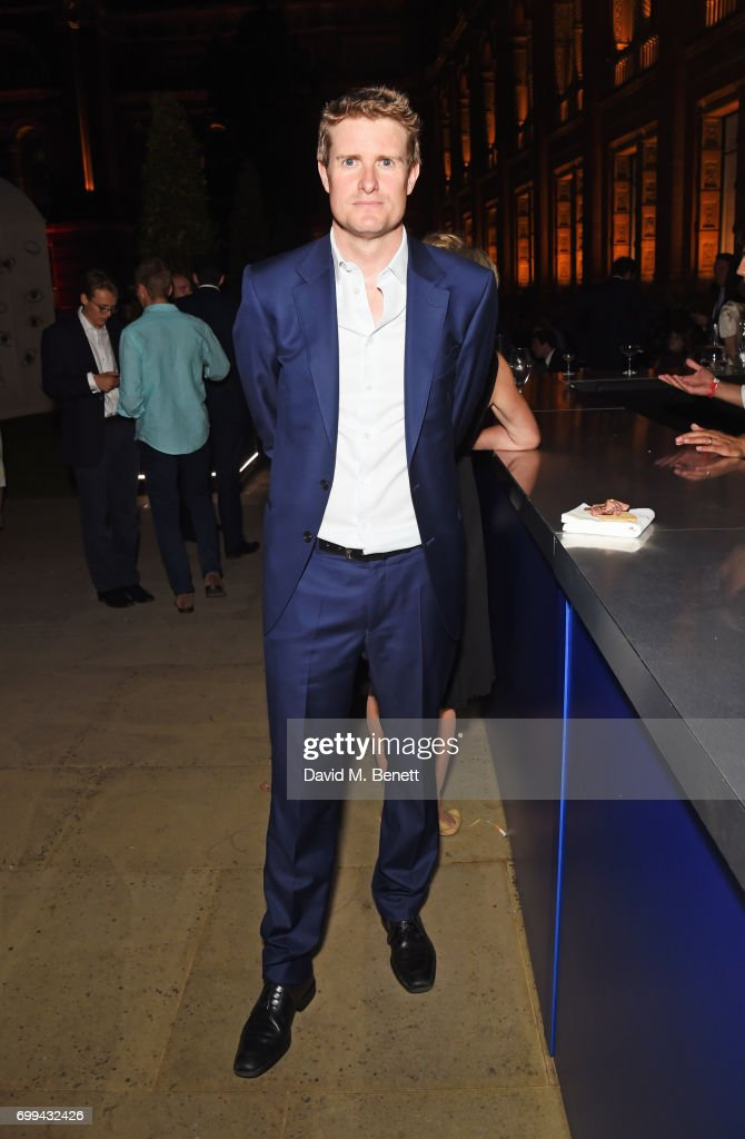 Tristram Hunt attends the 2017 annual V&A Summer Party in partnership with Harrods at the Victoria and Albert Museum on June 21, 2017 in London, England.