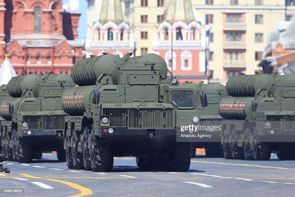 Victory Day military parade in Moscow : News Photo