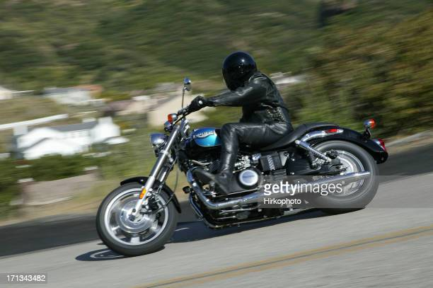 triumph speedmaster pan shot - triumph motorcycle stock pictures, royalty-free photos & images