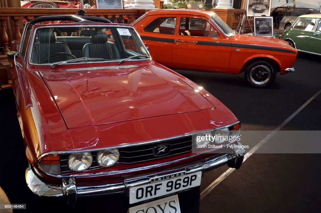 Vintage cars auction Pictures   Getty Images