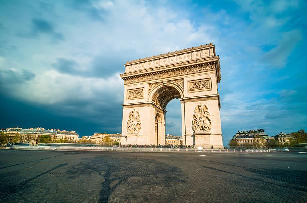 Triumphal Arch, Paris Wall Art