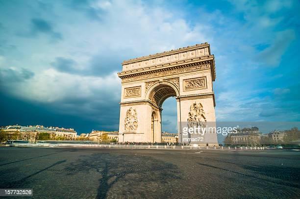 Triumphal arch, Paris