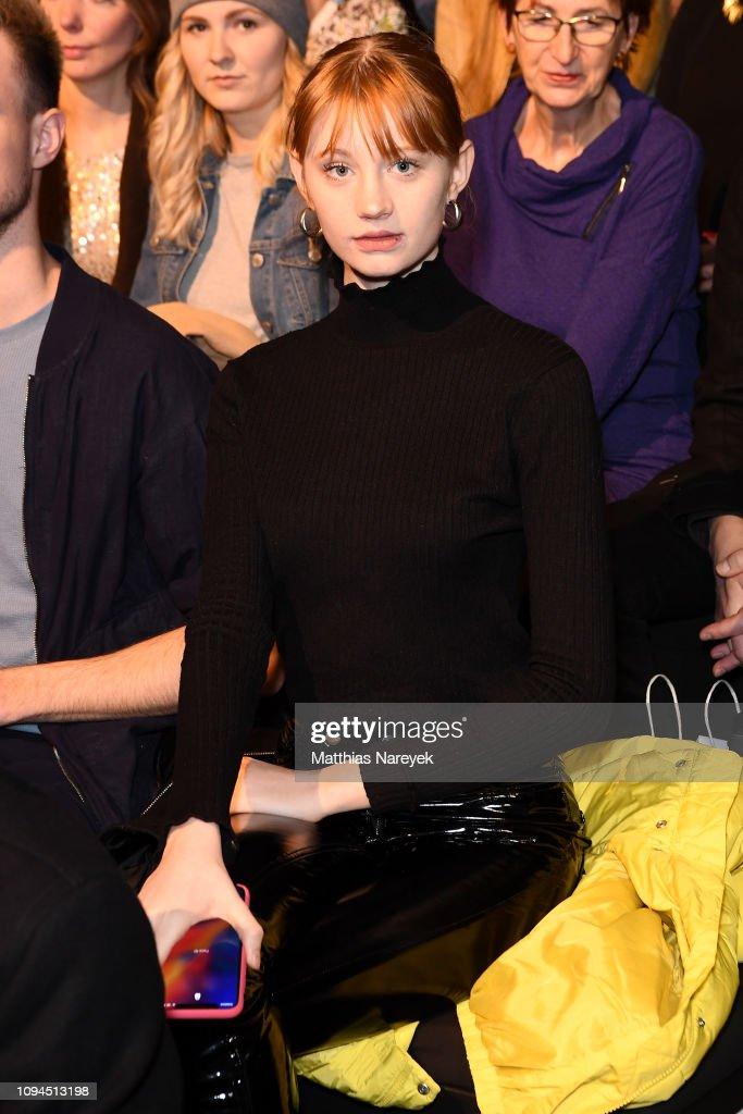 Maisonnoee Berlin - Arrivals - Berlin Fashion Week Autumn/Winter 2019 : Nachrichtenfoto