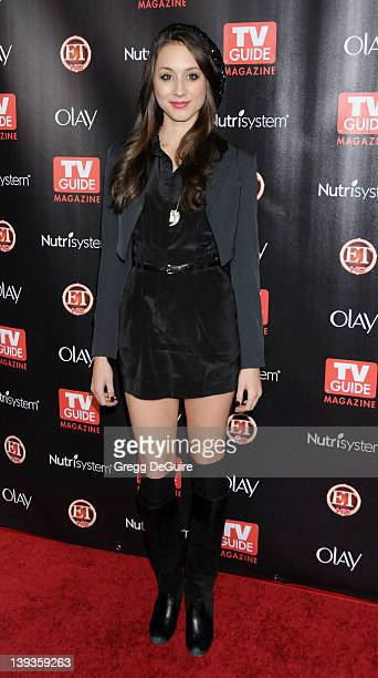 Troian Avery Bellisario arrives at TV Guide Magazine's 2010 Hot List Party at Drai's at the W Hollywood Hotel on November 8, 2010 in Hollywood,...