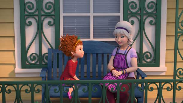 """CA: Disney Channel's """"Fancy Nancy"""" - Season Two"""