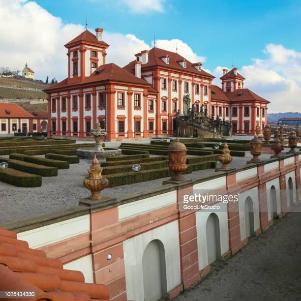 Troja Palace in Prague