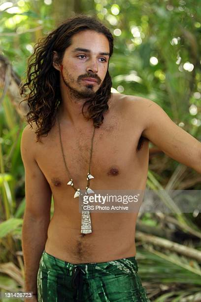 'Trojan Horse' – Ozzy Lusth of the Savaii Tribe during the seventh episode of SURVIVOR SOUTH PACIFIC Wednesday Oct 26 on the CBS Television Network