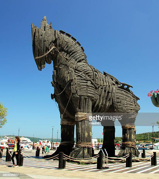 Trojan Horse Stock Photos and Pictures | Getty Images