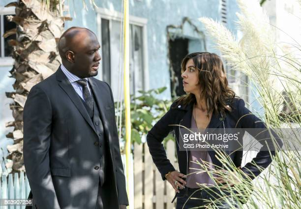 'Trojan Horse' Pictured Richard T Jones as Detective Tommy Cavanaugh and Natalia Tena as Sara Morton Cavanaugh needs Sophe's help to locate the...
