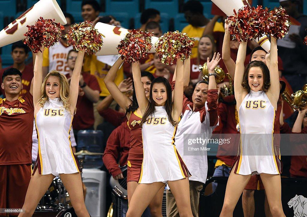 USC v Arizona State : News Photo