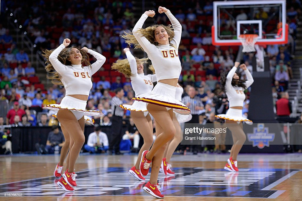 NCAA Basketball Tournament - First Round - Providence v Southern California : News Photo
