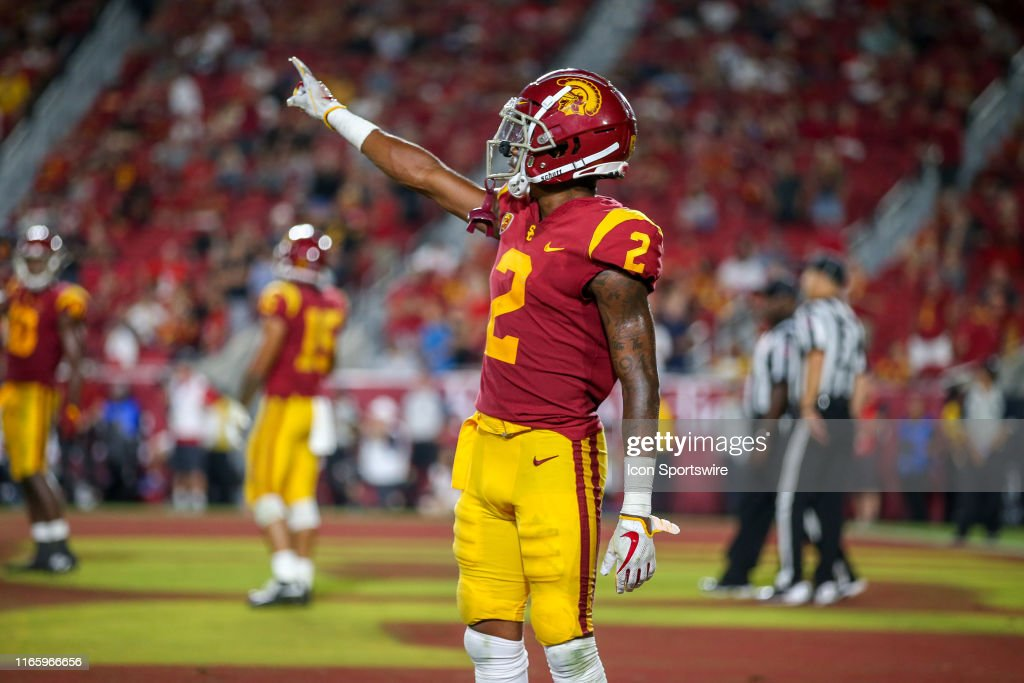 COLLEGE FOOTBALL: AUG 31 Fresno State at USC : News Photo