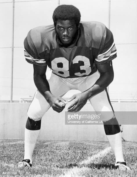USC Trojans linebacker Richard Wood in December of 1974