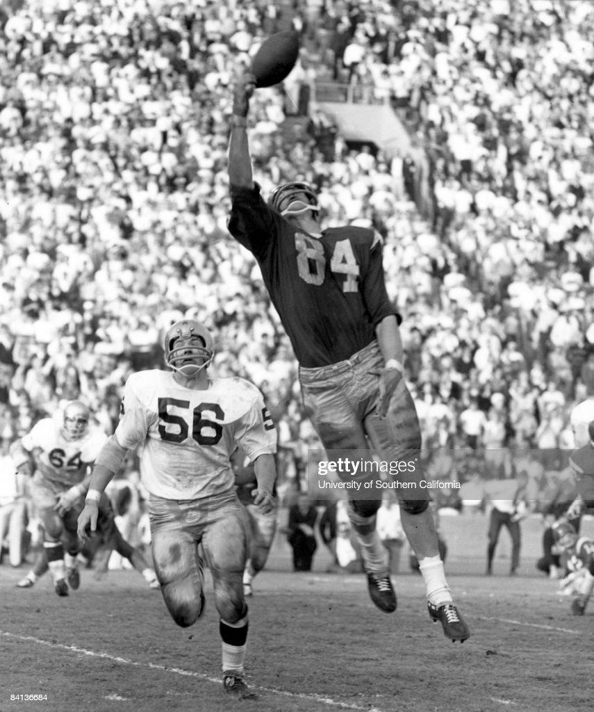 NCAA Football - 1960's USC File Photos : News Photo
