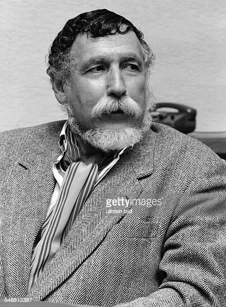 Troller Georg Stefan * Fernsehjournalist Dokumentarfilmer Autor Oestrerreich Portrait 1990
