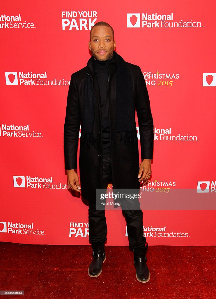Trombone Shorty attends the 93rd Annual National Christmas Tree Lighting at The Ellipse on December 3, 2015 in Washington, DC.