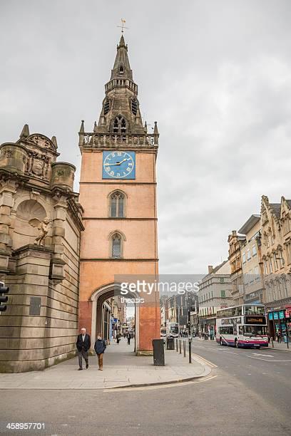 Tron campanário, Glasgow
