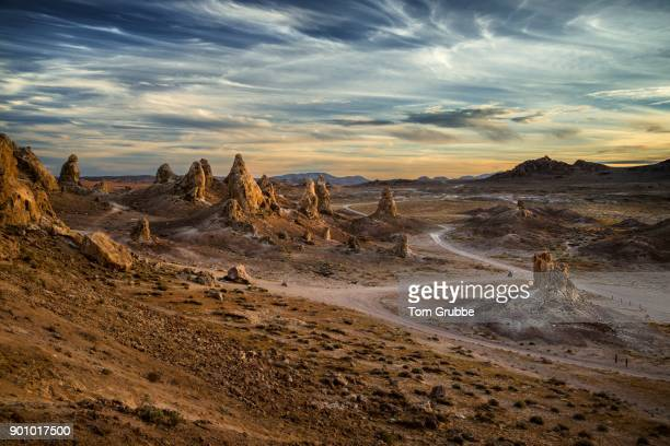 Trona Pinnacles Vista