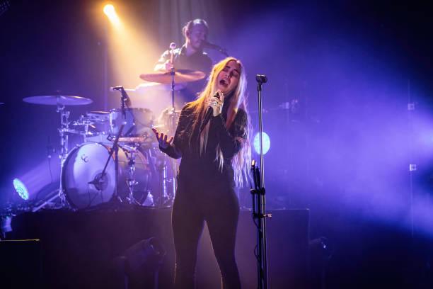 NOR: Highasakite Concert In Oslo
