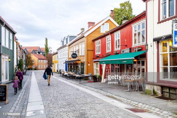トロンハイム(ノルウェー) - トロンハイム ストックフォトと画像