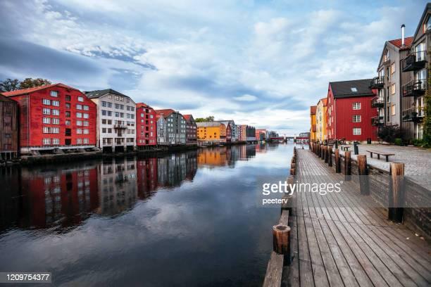 "trondheim, norway - ""peeter viisimaa"" or peeterv stock pictures, royalty-free photos & images"