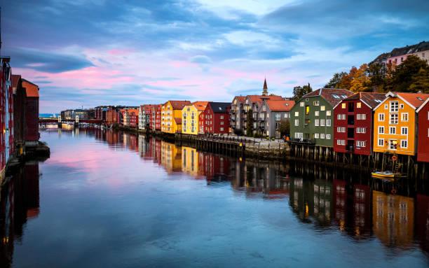 Trondheim, Norway Trondheim, Norway
