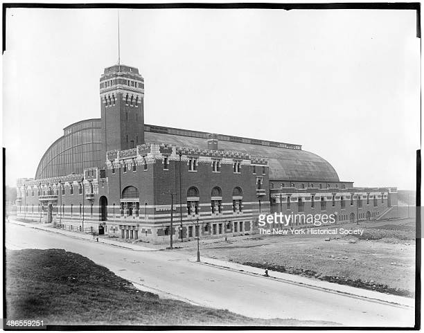 Troop C Bedford Avenue Armory Bedford Avenue and President Street Brooklyn New York New York 1895