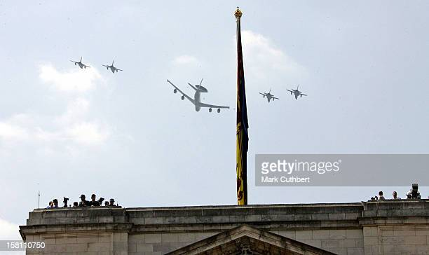 Trooping Of The Colour Ceremony In London