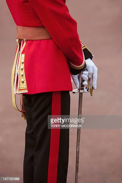 Trooping the Colour, Horse Guards Parade, London