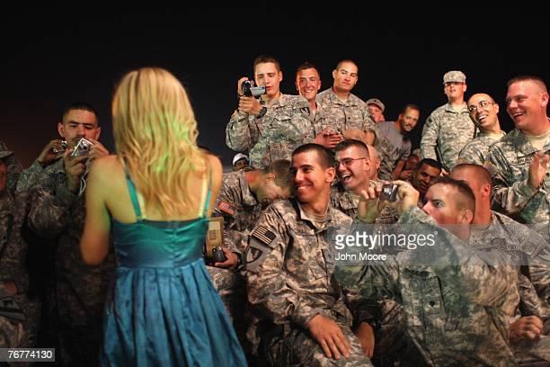 newest 1f528 4d665 Dallas Cowboys Cheerleaders Visit U S Troops In Baghdad ...