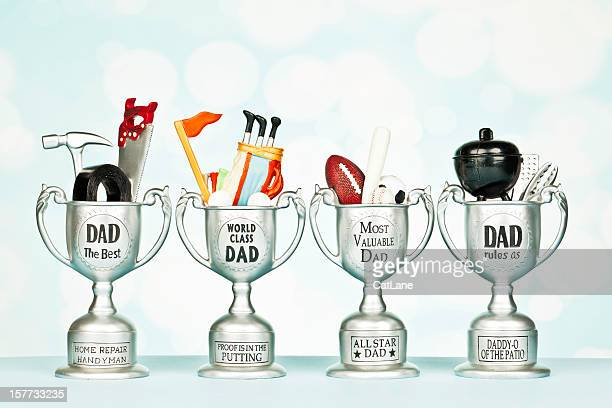 Trophies for Father's Day