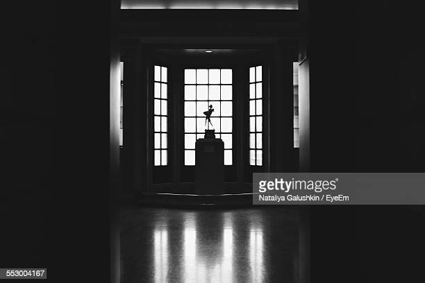 trophy on pedestal in room - still life stock pictures, royalty-free photos & images