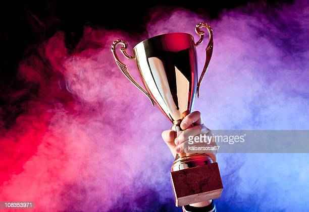 trophy - award stock pictures, royalty-free photos & images