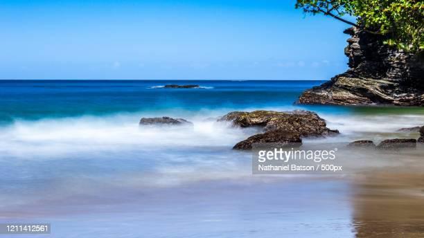 tropical beach, arima, trinidad and tobago - paisajes de trinidad tobago fotografías e imágenes de stock
