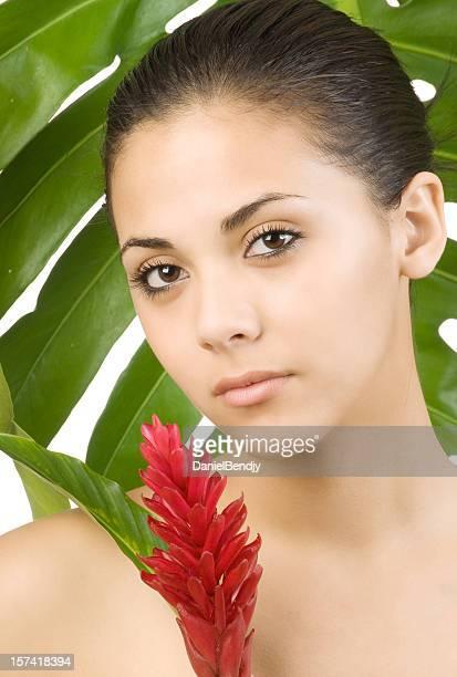 La beauté tropicale