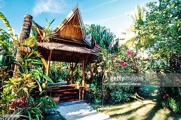 Tropical Gazebo