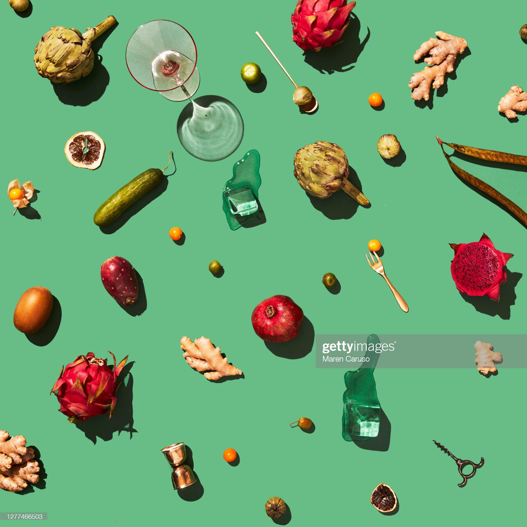 Tropical ingredients : 圖庫照片