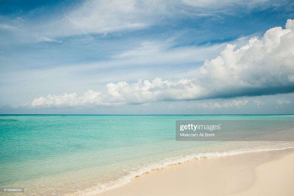 Tropical Island Beach - Dry Tortugas in Gulf of Mexico : Stock-Foto