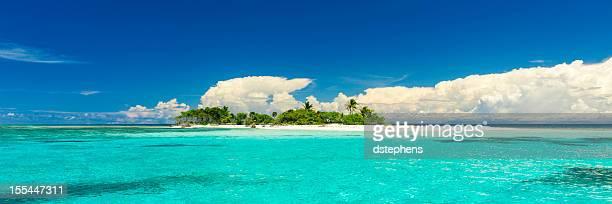 Isla Tropical, vista panorámica