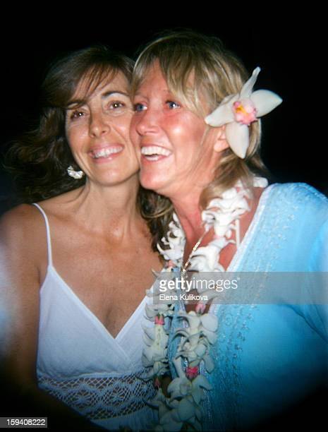 tropical laughter in the night - haleiwa stock photos and pictures