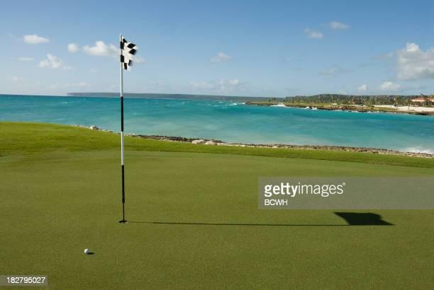 Tropical Oceanside Golf Course, Punta Cana, Dominican Republic