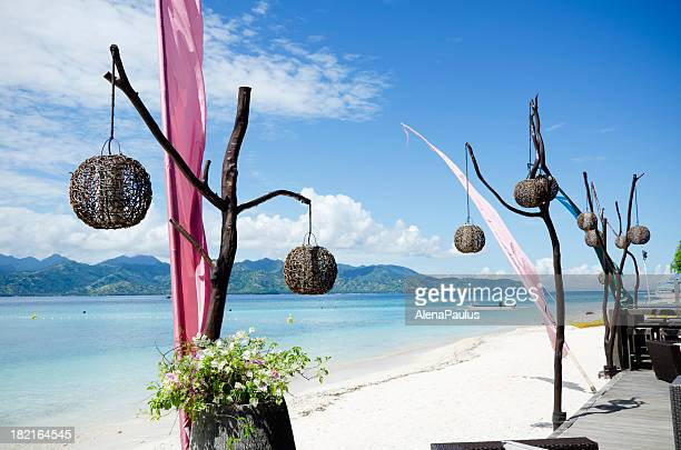 tropical paradise - gili trawangan bildbanksfoton och bilder
