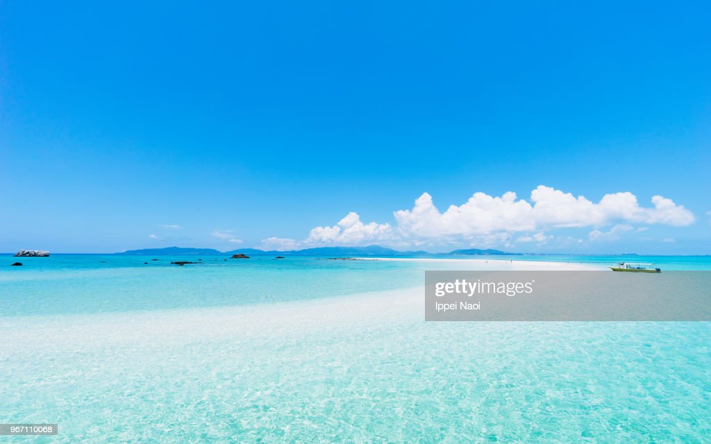 Tropical paradise, Yaeyama Islands, Okinawa, Japan : Photo