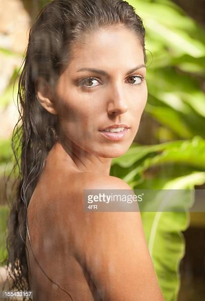 Tropical Rain Forest Shower, Natural Beauty (XXXL)
