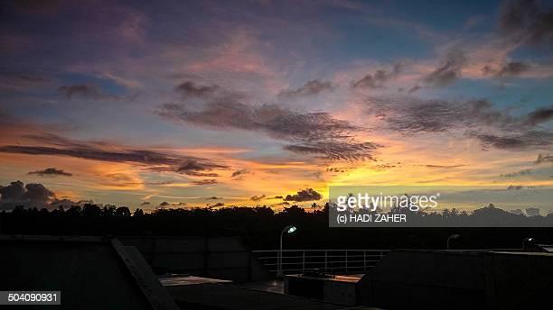 Tropical Sunset | Manus Island