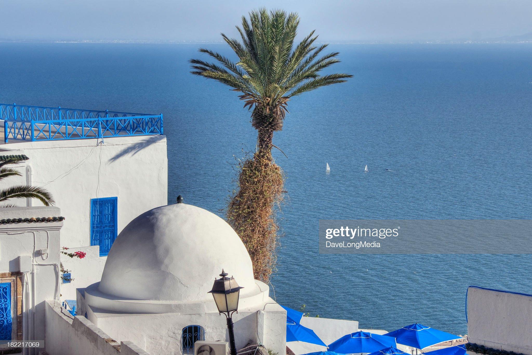 Tropicale Tunisia : Foto stock